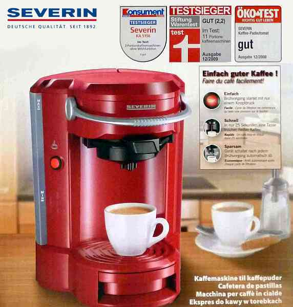 SEVERIN-KA-5156-Kaffeepadmaschine-Kaffee-Padautomat